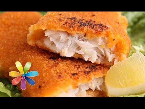 Филе рыбы в кляре пошагово