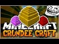 Minecraft: CRUNDEE CRAFT #16 - MINI CRAINER TROLL?!