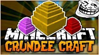 Minecraft: CRUNDEE CRAFT #16 - MINI CRAINER TROLL?!