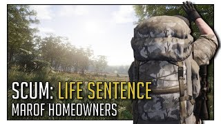 SCUM: LIFE SENTENCE #8 - Marof Homeowners (Roleplay Server)