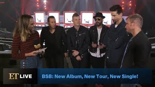 Backstreet Boys Announce New Album and World Tour