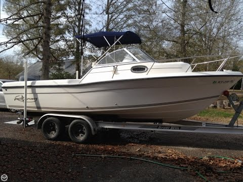 [SOLD] Used 2002 Pro Sports 2050 WA in Picayune, Mississippi