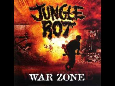 Jungle Rot - Ready For War