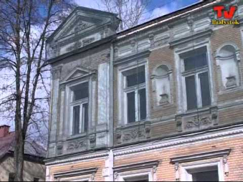 Białystok - Tajemnice Ulicy Warszawskiej