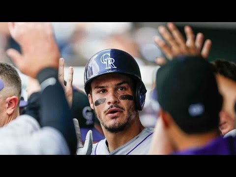 What are Nolan Arenado's chances of playing third base in the All-Star game?