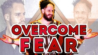 How To Overcome Fear And Anxiety (Julien Blanc's Unique Take On How To Get Over Fear!)
