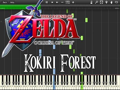 Nintendo - Kokiri Forest