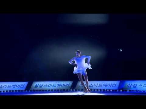 【奇趣音樂趴】韓國冰雪女王金妍兒冰上演繹Let it go_高清.mp4
