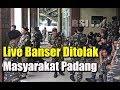 BANSER Ditolak Di Sumatera Barat, Akhirnya Mengalah Pulang
