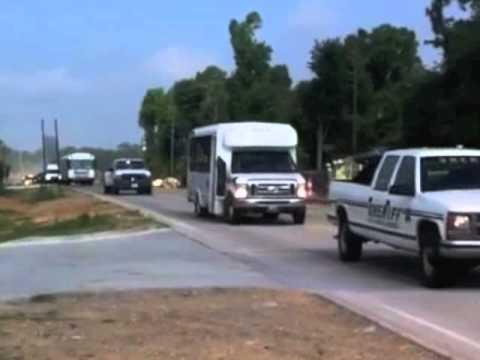 Angola Prison Flooding Angola Prisoners Relocate to