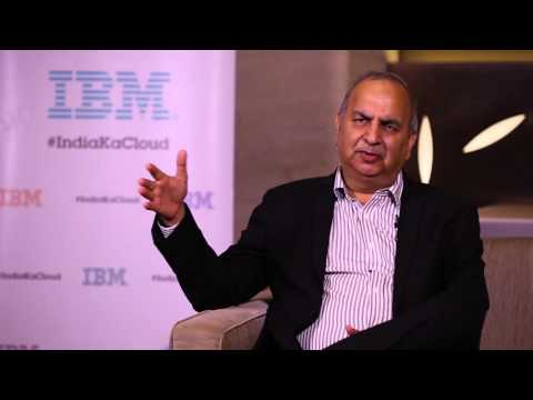 Rajesh Uppal, CIO - Maruti Suzuki at the India Cloud Week
