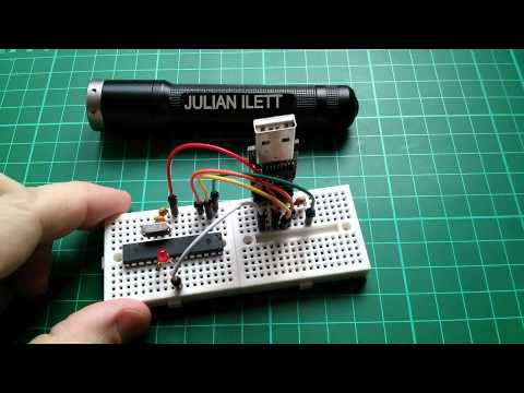 1-Day Project: Build Your Own Arduino Uno for $5
