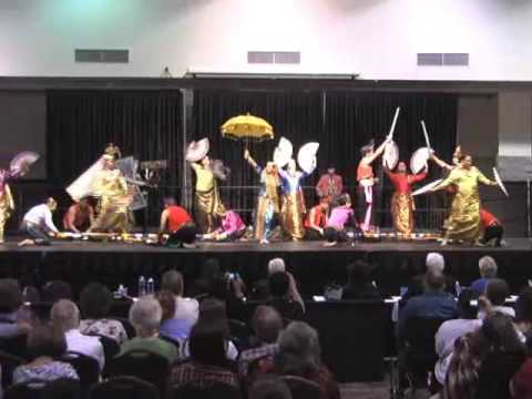 Philippines (Champion Team) - 2009 World Culture Folk Dance Competition
