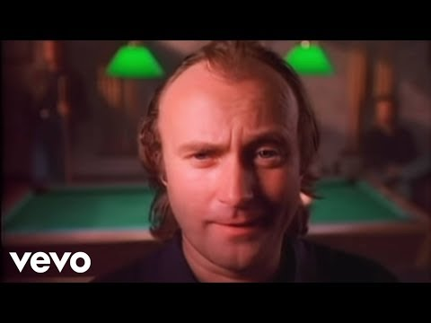 Phil Collins - I cant dance