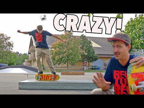 Heelflip Primoslide!! | Impossible Tricks Of Rodney Mullen