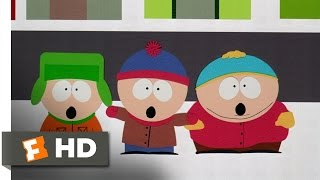 What Would Brian Boitano Do? - South Park: Bigger Longer & Uncut (7/9) Movie CLIP (1999) HD