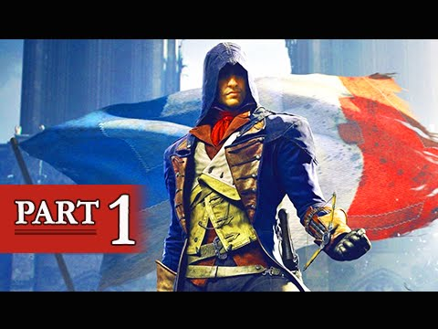 Assassin's Creed Unity Walkthrough Part 1 – Arno Dorian (PS4 Gameplay Commentary)