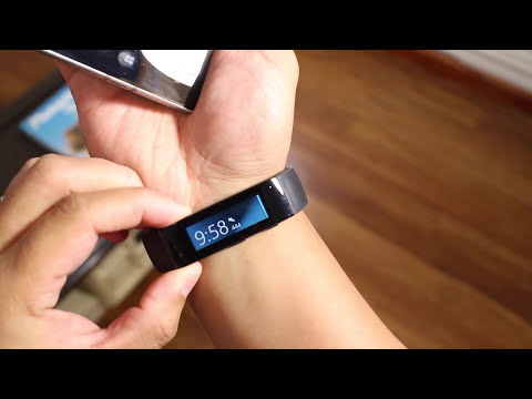 How to use Cortana with the Microsoft Band
