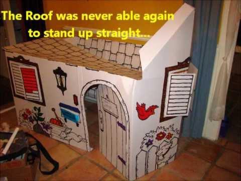 Make A Cat Playhouse