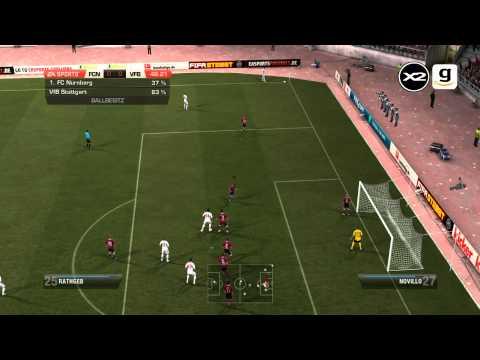 1. FC Nürnberg vs. Vfb Stuttgart 5. Spieltag - Fifa 12 Gameplay #3 HD
