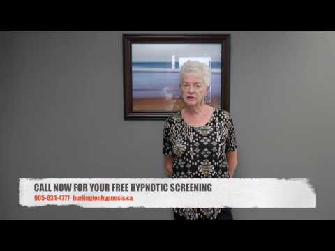 Weight Loss Hypnosis Episode 7 - Burlington Hypnosis Video