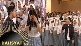 Bastian Menjadi `Juara Di Hati` Siswi Siswi SMA N 4 Depok DahSyat 29 Okt 2016