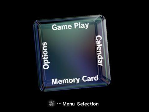 Gamecube Menu Walkthrough Youtube