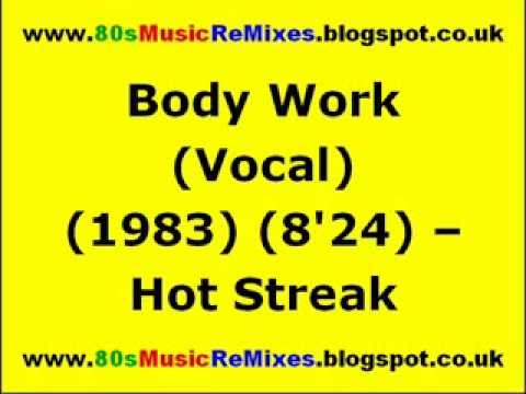 Body Work (Vocal) - Hot Streak