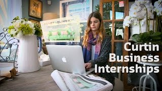 Explore an Internship through the Curtin Business School