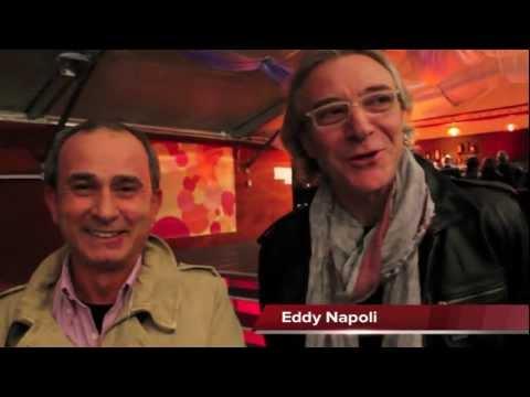 Intervista ad Eddy Napoli – Evento Aniello Misto – Casa della Musica (Palapartenope) – 12/04/2012