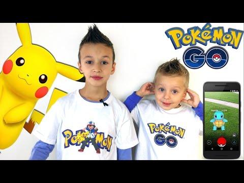 Покемон го Pokemon go Ловим Пикачу Игры Покемон Pokenon go game КАК ПОЙМАТЬ ВСЕХ ПОКЕМОНОВ