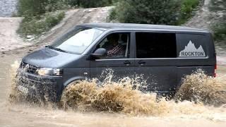 VW T5 Rockton: Offroadbus im Test