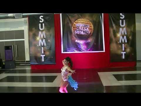 YANINA GONZALEZ  -1er puesto solista fem am ASSS 2017-