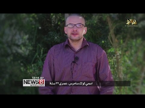 Yemen's al-Qaida threatens US hostage in new video