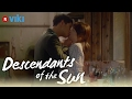 Descendants Of The Sun   EP5 | Song Joong Ki & Song Hye Kyo Wine Kiss [Eng Sub]