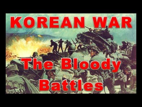 Korean War Documentary: The INTENSE Korean War Battles! HD