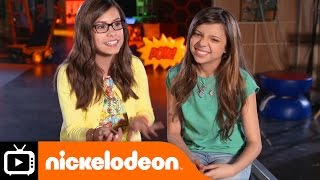 Game Shakers | Backstage Secrets | Nickelodeon UK