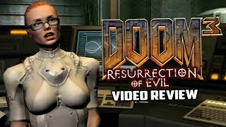 Doom 3: Resurrection of Evil PC Game Review