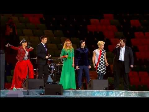Закирова, Кузнецова, Волчков, Гуралиа, Максимова, Умханов- We Are The Champions