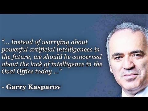 Kasparov Has Something Secret For Alphazero But Says Stockfish is Deadly.