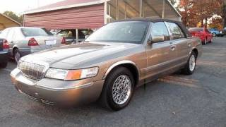 Short Takes: 2001 Mercury Grand Marquis (Start Up, Engine, Tour, Drive)