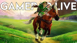 The Legend of Zelda: The Ocarina of Time (15) - No Commentary (GameCube)