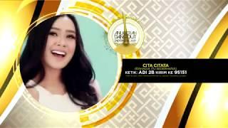 Download Lagu Kategori Penyanyi Dangdut Wanita Terpopuler - Anugerah Dangdut Indonesia 2017 Gratis STAFABAND