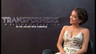 Transformers 5: entrevista a la peruana Isabela Moner