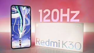 Xiaomi Redmi K30 5G *120HZ BEAST* UNBOXING & FIRST LOOK!