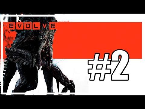 Развлечения с Кракеном [Evolve Beta #2]