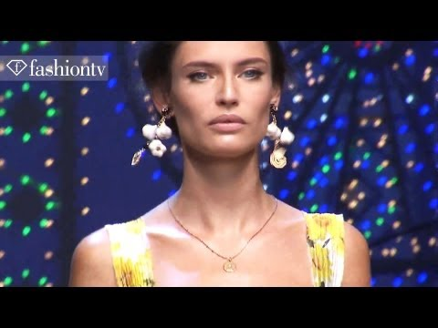 Models - Bianca Balti & Jourdan Dunn, Top Models at Spring 2012 Fashion Week | FashionTV