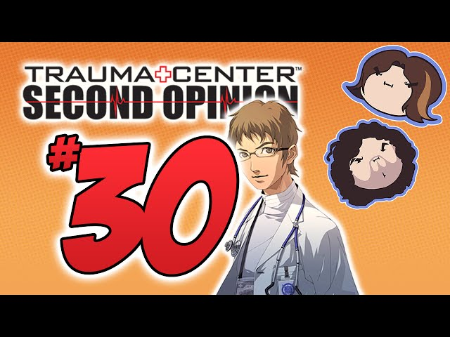 Trauma Center Second Opinion: Death Storm - PART 30 - Game Grumps