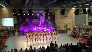 Queens of Rock - Großer Preis von Deutschland Formationen 2016