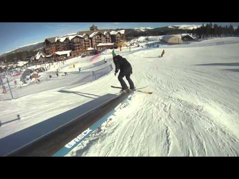 Christmas freeski & snowboard edit. GoPro Breckenridge Colorado:)